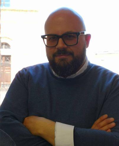 Alessandro Lucciarini con la lista 'Ripa Più' (foto Iezzi)