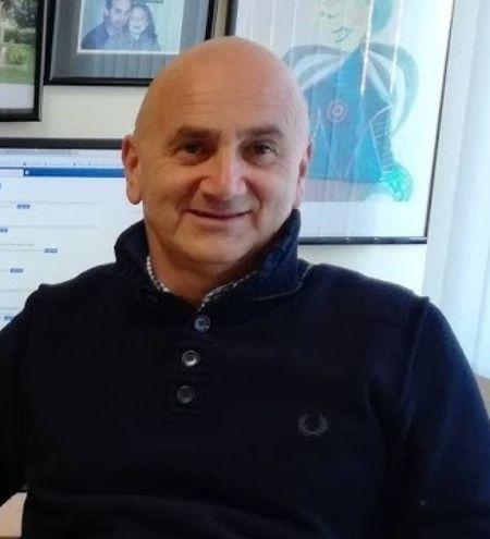 Antonio De Angelis, candidato sindaco di 'Progetto Paese' (foto Iezzi)