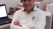 Andrea Cellini sostenuto dalla lista 'Ripartire' (foto Iezzi)