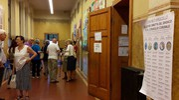Si vota dalle 7 alle 23 (foto Lecci)