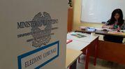 Tre liste che si sfidano alle elezioni a Castelnovo Sotto per decretare il successore di Maurizio Bottazzi, che ha deciso di non ripresentarsi dopo il primo mandato (foto Lecci)