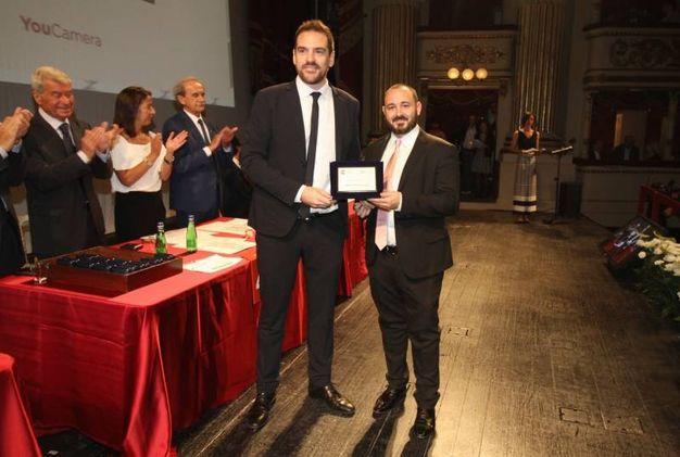 Marco Brusamolino e Luca Maccarini