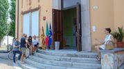 Due i candidati sindaco a Porto Tolle, Claudio Bellan, sindaco uscente e Roberto Pizzoli, consigliere di minoranza (foto Braghin)
