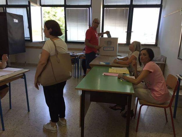 Elezioni comunali 2018 a Porto Sant'Elpidio (foto Colibazzi)
