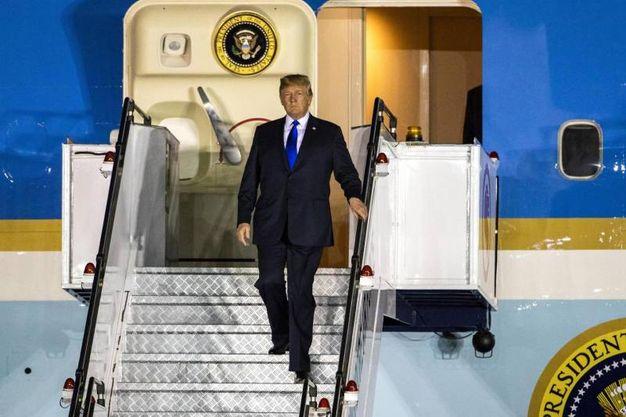 Trump (Epa)