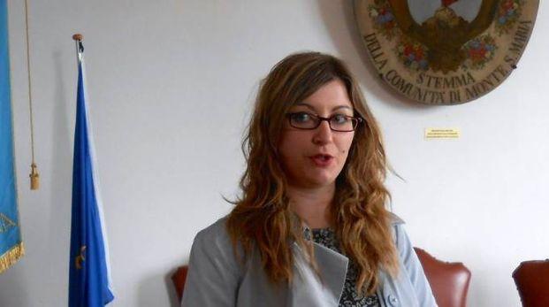 Il sindaco Letizia Michelini
