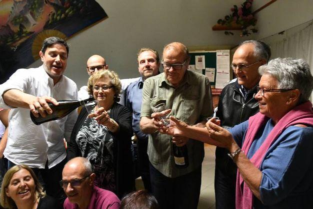 La festa per Calamandrei (Fotocronache Germogli)