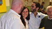Elisa Deo festeggia la vittoria (foto Fantini)