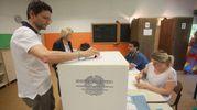 Alle ore 12 ha votato il 17,63 degli aventi diritto (foto Antic)