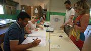 80mila gli anconetani chiamati oggi al voto, 223 i diciottenni che votano per la prima volta (foto Antic)