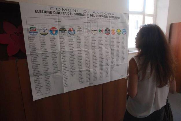 Valeria Mancinelli è il sindaco uscente. Si ricandida rappresentando il centrosinistra, una coalizione più sbiadita da un Partito democratico assente, ma rafforzata nella sua identità civica (foto Antic)