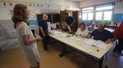 Le elezioni comunali ad Ancona (foto Antic)