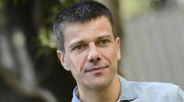L'attore Domenico Diele, condannato per omicidio stradale (Ansa)