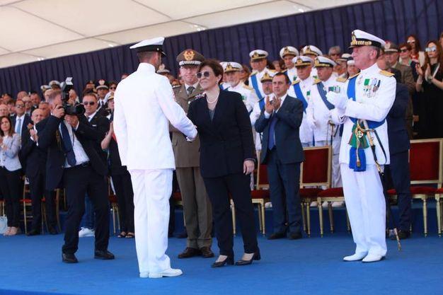 Festa ad Ancona per la Marina Militare (foto Antic)