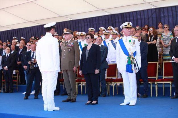 Il neo Ministro della Difesa, Elisabetta Trenta (foto Antic)
