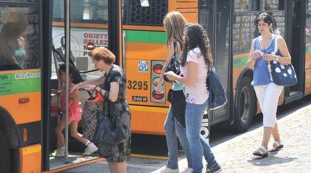 Autobus a Como