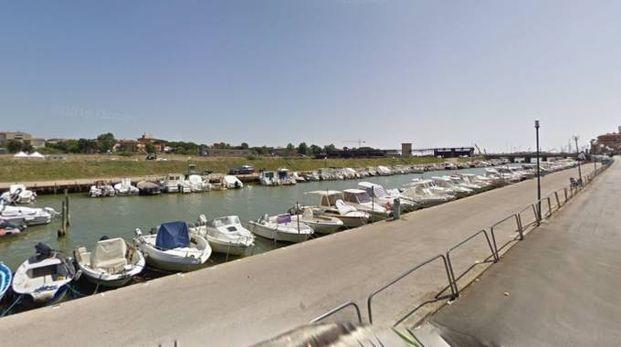 Il canale dove dovrebbe partire il servizio di traghettamento