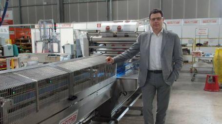 Stefano Nanni, ad dell'azienda