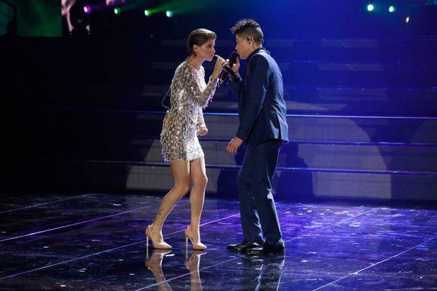 Alessandra Amoroso ed Einar