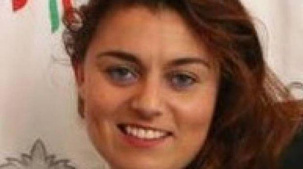 Susanna Ceccardi, sindaco di Cascina