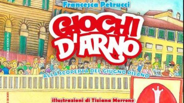 """""""Giochi d'Arno"""" di Francesca Petrucci"""