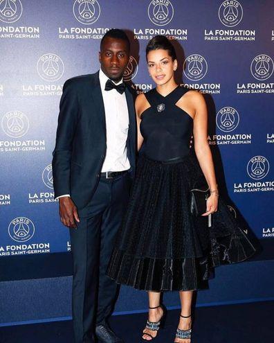 Isabelle Matuidi è la moglie del centrocampista francese Blaise Matuidi (Instagram)