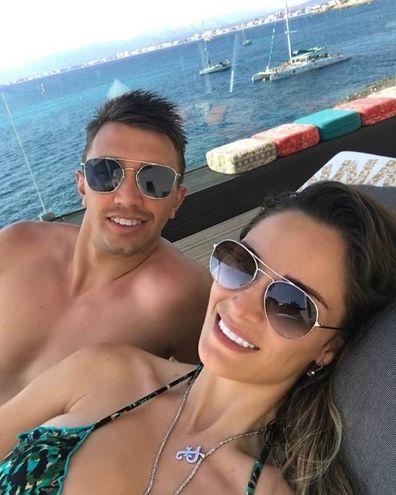 Patricia Callero è la moglie del portiere dell'Uruguay, Muslera (Instagram)