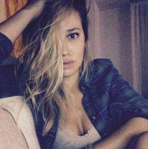 Lara Wechsler è la fidanzata di Gonzalo Higuain (Instagram)