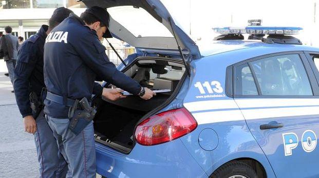 La polizia di Legnano
