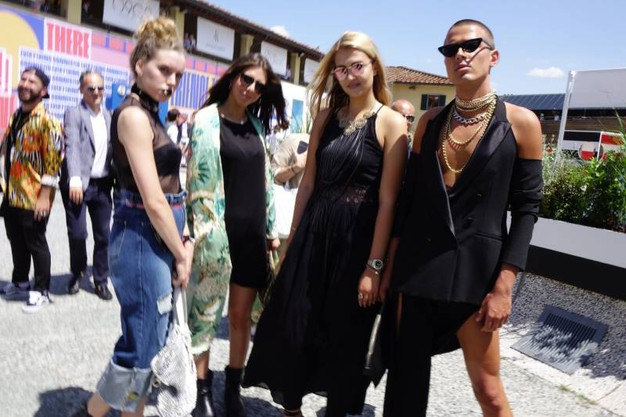 Pitti Uomo 94 (New Press Photo)