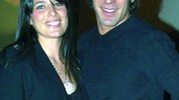 Alessandro Del Piero e Sonia Amoruso nel 2004 (Lapresse)