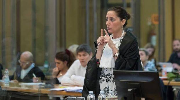 Ravenna, processo Cagnoni, la requisitoria del Pm continua il 14 giugno (foto Zani)