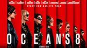 Mercoledì 20/6 alle 22,15 (Jolly) «Ocean's 8» di Gary Ross (110')
