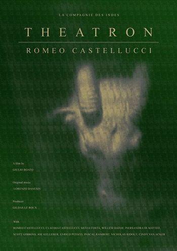 Lunedì 18/6 alle 20 (Galliera) «Theatron. Romeo Castellucci» di Giulio Boato (54')