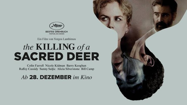Mercoledì 13/6 alle 21,30 (Arlecchino) «The Killing of a Sacred Deer» di Yorgos Lanthimos