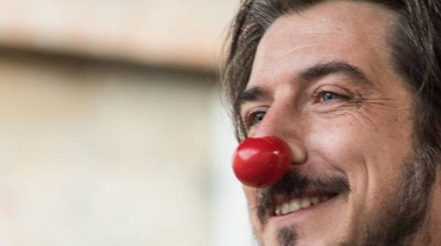 """Paolo Ruffini nominato """"ambasciatore Clown&Clown"""""""