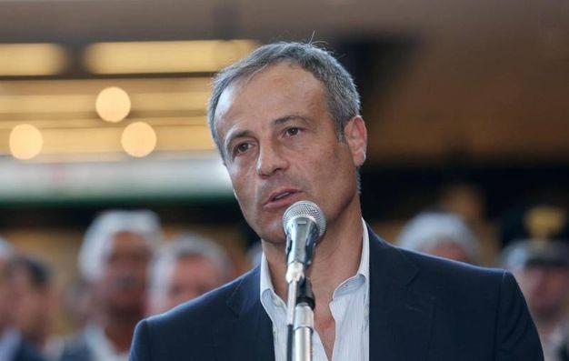 L'ex assessore alle Politiche del territorio della Regione Lazio, Michele Civita (Ansa)