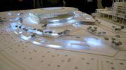 Il progetto dello stadio a Tor di Valle (Imagoeconomica)
