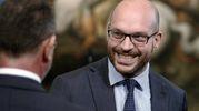 Lorenzo Fontana, ministro per la Famiglia e la Disabilità (Ansa)