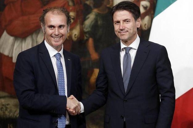 Vincenzo Santangelo, sottosegretario alla Presidenza del Consiglio (Ansa)