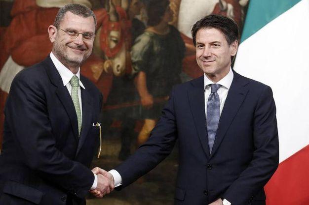 Luciano Barra Caracciolo, sottosegretario alla Presidenza del Consiglio (Ansa)