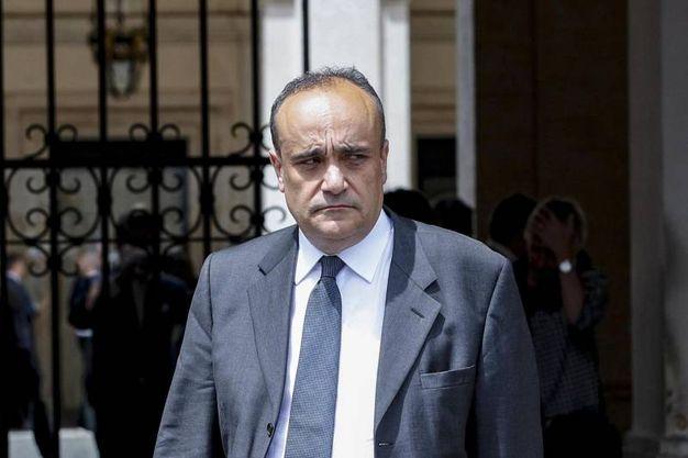 Il ministro dei Beni Culturali Alberto Bonisoli (Ansa)