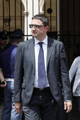 Il sottosegretario alla Salute Maurizio Fugatti (Ansa)
