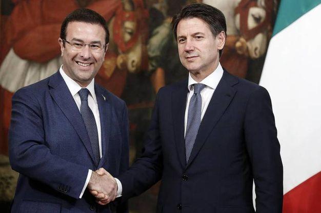 Stefano Candiani, sottosegretario all'Interno (Ansa)