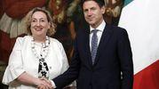 Emanuela Claudia Del Re, sottosegretario agli Affari Esteri e alla Cooperazione Internazionale (Ansa)