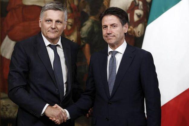 Luigi Gaetti, sottosegretario all'Interno (Ansa)
