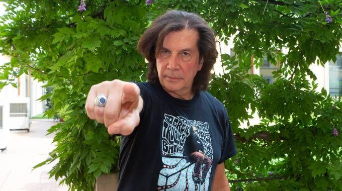 Maurizio Solieri ospite de Il Giorno
