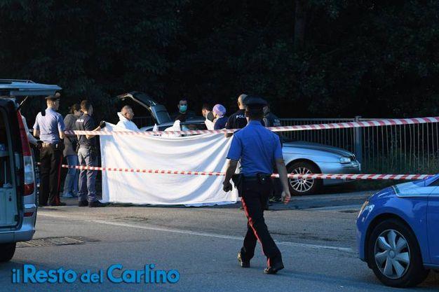 L'omicidio di via Emilia Est (FotoFiocchi)