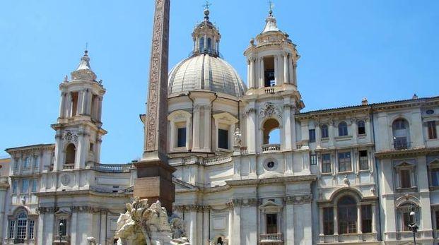 Obelisco a Roma