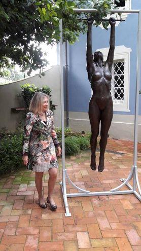 La mostra di Daphne Du Barry
